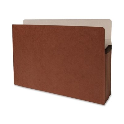 Sparco Products Accordion Expanding File Pocket (10 Per Box)
