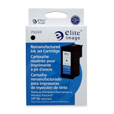 Elite Image Ink Cartridge, 800 Page Yield, Black