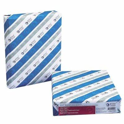 """Elite Image Color Copier Paper, 28lb, 11""""x17"""", 96 GE/112 ISO, 500/RM, WE"""