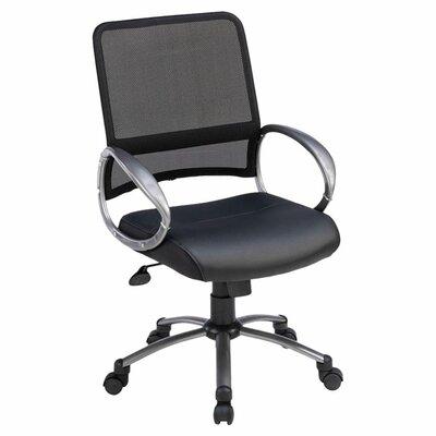 Lorell Mid-Back Mesh Task Chair