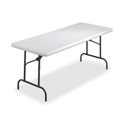 Lorell Rectangular Folding Table