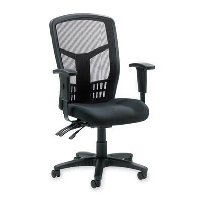 Lorell 86000 Series High-Back Task Chair with Arms