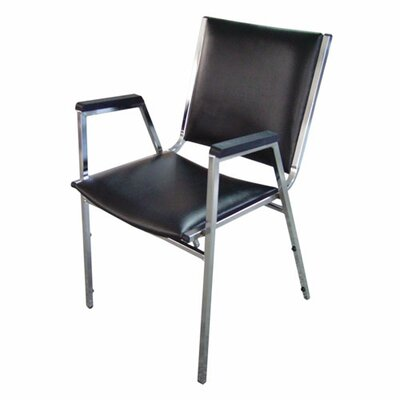 Stacking Chair by Lorell