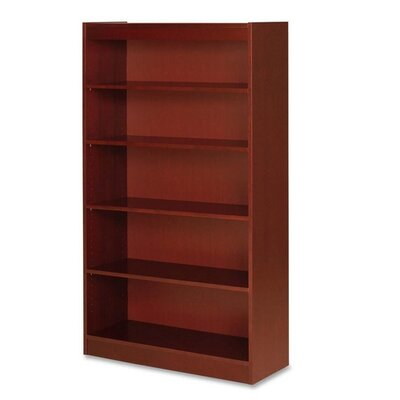 """Lorell High Quality 60"""" Standard Bookcase"""