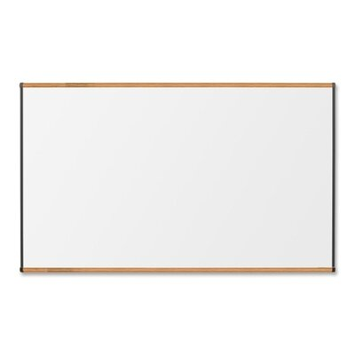 Lorell Magnetic Wall Mounted Whiteboard