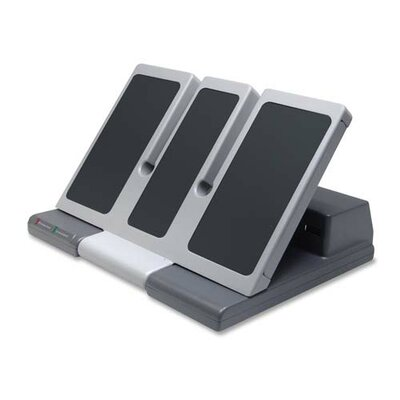 Compucessory Desktop Charger Station, Gray