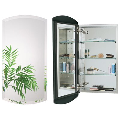 "Euro 15"" x 30"" Recessed Medicine Cabinet Product Photo"