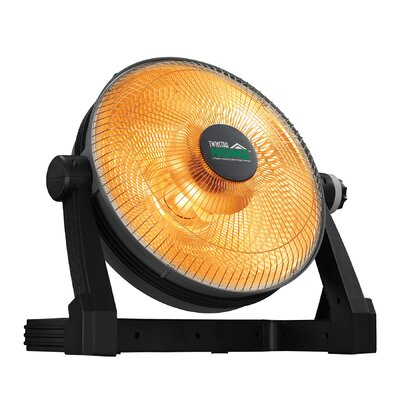 Twin Star Home 800 Watt Portable Electric Compact Heater by Duraflame