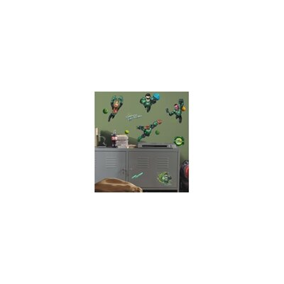 Popular Characters Green Lantern Wall Decal by Room Mates