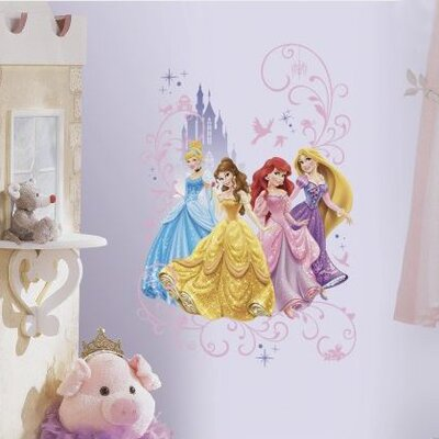Disney Princess Wall Decal by Room Mates