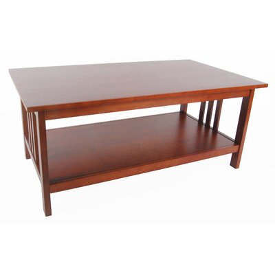Craftsman Coffee Table by Alaterre