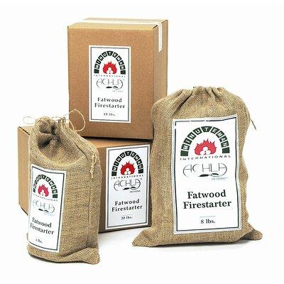 Minuteman International Refill Bag Fatwood Caddy