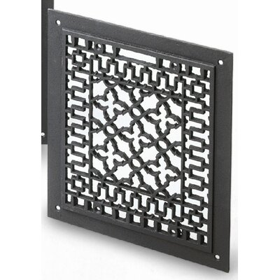 Cast Iron Grille by Minuteman