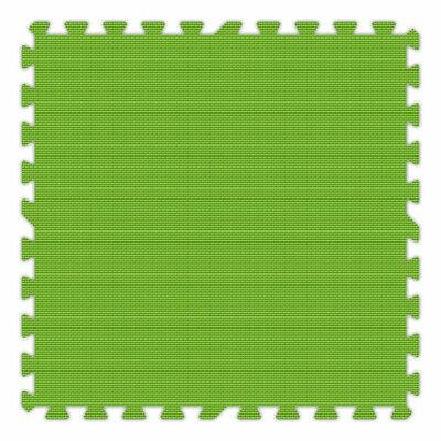 Alessco Inc. Premium SoftFloors Set in Lime Green
