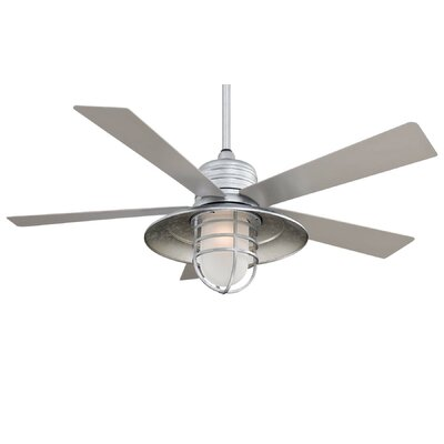 "54"" RainMan 5 Blade Indoor / Outdoor Ceiling Fan Product Photo"