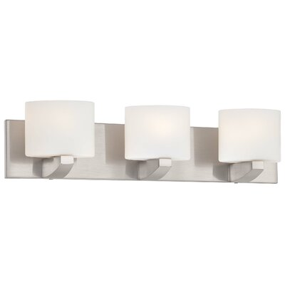 Minka lavery modern craftsman bath 3 light bath vanity for Modern craftsman lighting