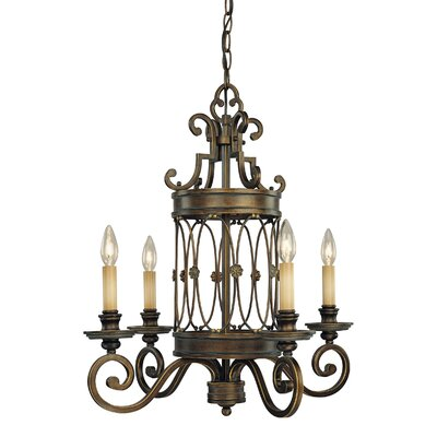 Atterbury 4 Light Chandelier Product Photo