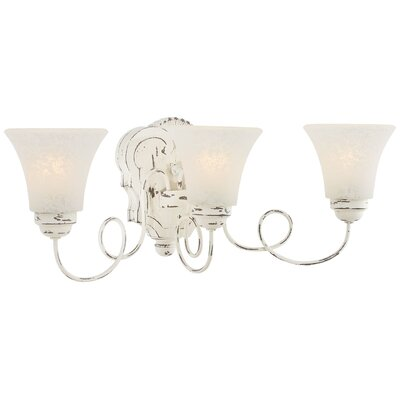 Accents Provence 3 Light Bath Vanity Light Product Photo