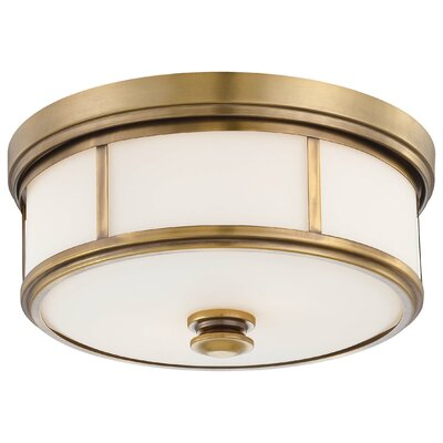 Harbour Point 2 Light Flush Mount Product Photo