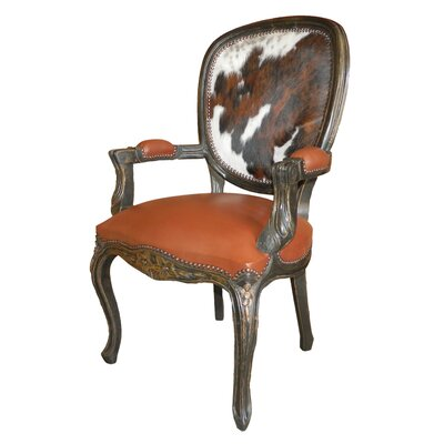Bonanza Arm Chair by New World Trading