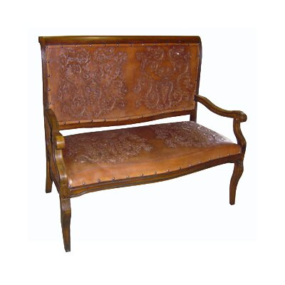New World Trading Colonial Imperial Hardwood Bench
