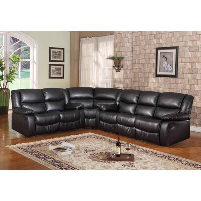 Motion Reclining Sofa by InRoom Designs