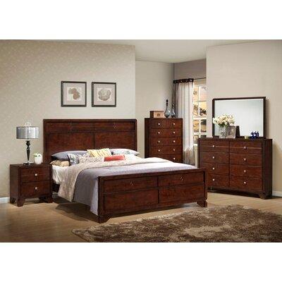 Queen Panel Customizable Bedroom Set by InRoom Designs