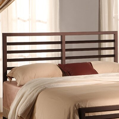 InRoom Designs Adjustable Metal Headboard