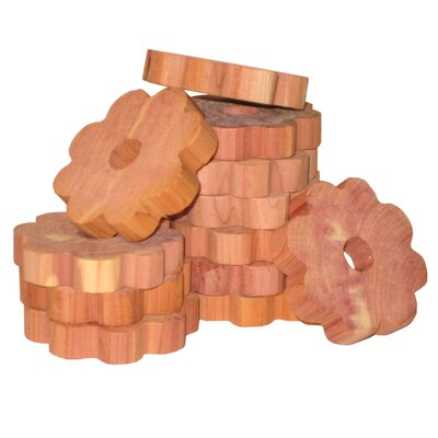 Cedar Flower Ring for Hanger (Pack of 20) Product Photo