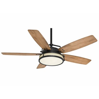 "56"" Caneel Bay 5 Blade Ceiling Fan Product Photo"