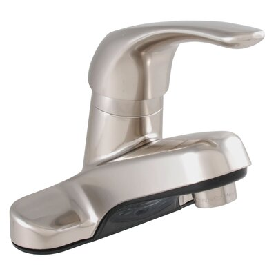 LDR Permashine Faucet with Single Handle