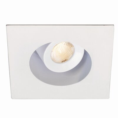 "LEDme Adjustment Square 2"" Recessed Trim Product Photo"