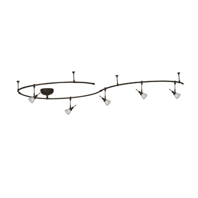 Windsor Solorail 5 Light Fixture Kit Product Photo