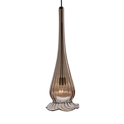 Lucia Monopoint 1 Light Pendant by WAC Lighting