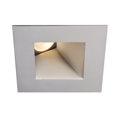 "LED Downlight Wall Washer Square 3"" Recessed Trim Product Photo"