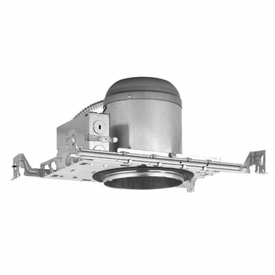 """WAC Lighting Line Voltage IC/Non-IC New Construction 5"""" Recessed Housing"""