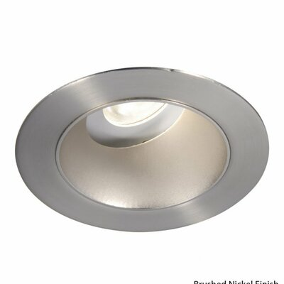 "LED Downlight Adjustable Open Round 3"" Recessed Trim Product Photo"
