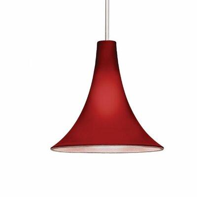 WAC Lighting European Glass Bell Pendant Shade