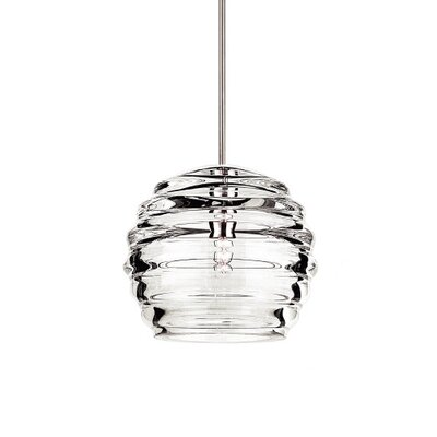 European Clarity Monopoint Pendant Product Photo