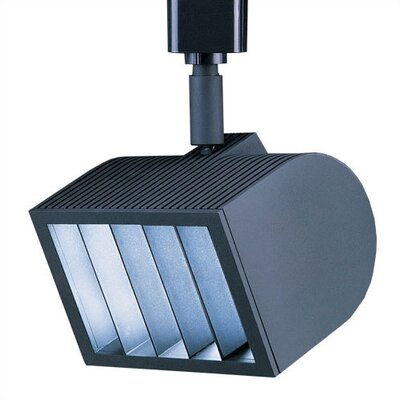 Wall Wash Luminaire Line Voltage Track Head Product Photo