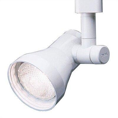 1 light Luminaire Line Voltage Track Head Product Photo