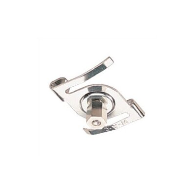 WAC Lighting T- Bar Drop Ceiling Attachment For Track Lighting in Chrome