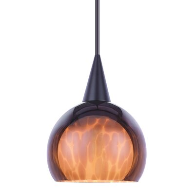 Nova Line Voltage Mini Pendant by WAC Lighting
