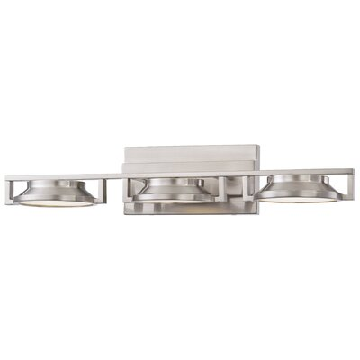 Loupe 3 Light Bath Vanity Light Product Photo