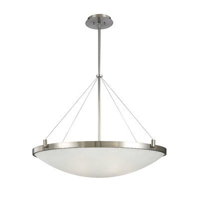 George Kovacs by Minka Suspended 6 Light Inverted Pendant