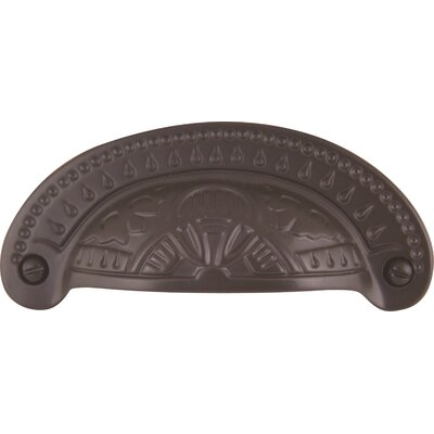 "Atlas Homewares Etched 3 1/4"" Center Bin Pull"