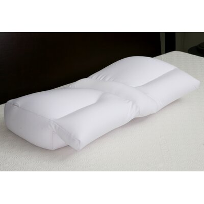 Arm Tunnel Micro Cloud Pillow by Deluxe Comfort