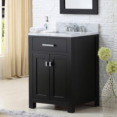 "Madison 24"" Single Bathroom Vanity Set Product Photo"