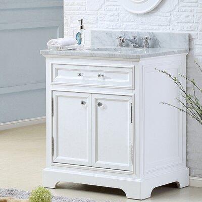 """Derby 30"""" Single Sink Bathroom Vanity Set Product Photo"""