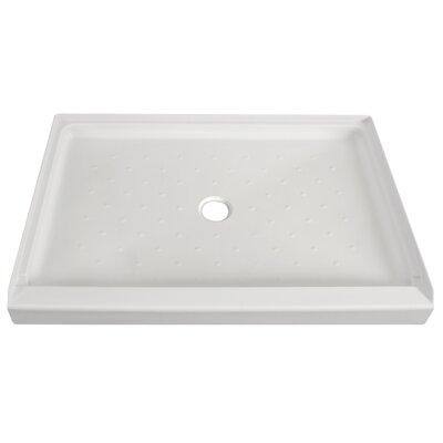 """48"""" x 34"""" Rectangular Shower Base Product Photo"""